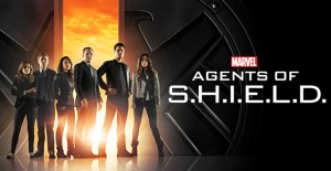 Poster banner de Marvel, Agentes de SHIELD