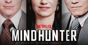 Poster banner de Mindhunter
