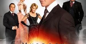 Poster banner de Murdoch Mysteries