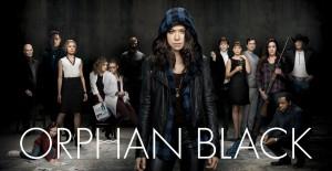 Poster banner de Orphan Black
