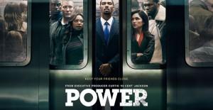 Poster banner de Power