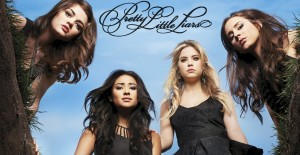 Poster banner de Pretty Little Liars