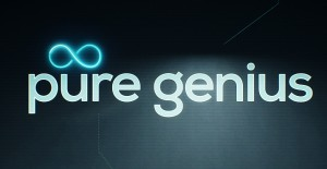 Poster banner de Pure Genius