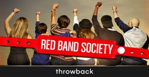 Poster banner de Red Band Society