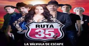 Poster banner de Ruta 35