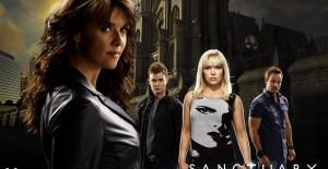 Poster banner de Sanctuary