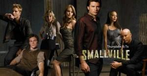 Poster banner de Smallville