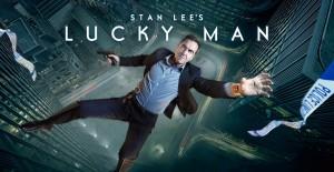 Poster banner de Stan Lee's Lucky Man