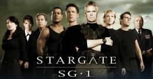 Poster banner de Stargate SG-1