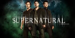 Poster banner de Supernatural