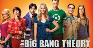 Poster banner de The Big Bang Theory