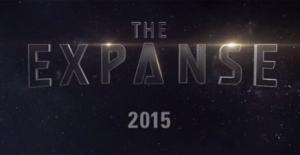 Poster banner de The Expanse