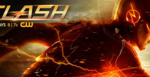 Poster banner de The Flash