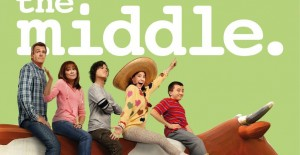 Poster banner de The Middle