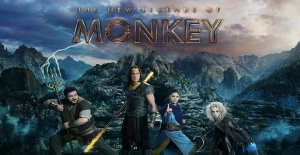 Poster banner de The New Legends of Monkey