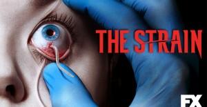 Poster banner de The Strain