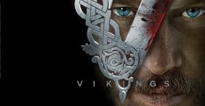 Poster banner de Vikingos (Vikings)