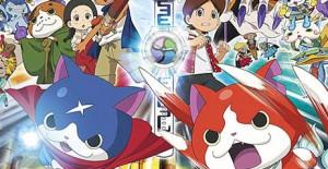 Poster banner de Yo-kai Watch