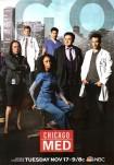 Poster pequeño de Chicago Med