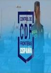 Poster pequeño de Control de Fronteras: España