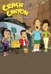 Poster pequeño de Crash Canyon