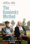 Poster pequeño de El método Kominsky
