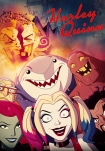 Poster pequeño de Harley Quinn