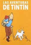 Poster pequeño de Las aventuras de Tintin 1992