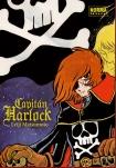 Poster pequeño de Las aventuras del Capitán Harlock