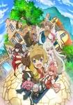 Poster pequeño de Last Period: Owarinaki Rasen no Monogatari
