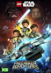 Poster pequeño de Lego Star Wars: The Freemaker Adventures