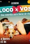 Poster pequeño de Loco x vos