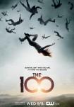Poster pequeño de Los 100