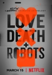 Poster pequeño de Love Death y Robots
