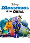 Poster pequeño de Monstruos a la obra