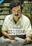 Poster pequeño de Pablo Escobar, el patrón del mal