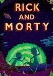 Poster pequeño de Rick y Morty