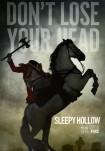 Poster pequeño de Sleepy Hollow