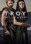 Poster pequeño de Troy Fall of a City