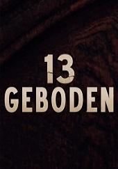 Poster de 13 Geboden