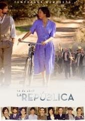 Poster de 14 de abril. La República