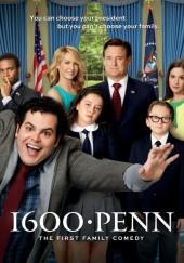 Poster de 1600 Penn