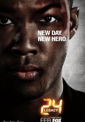 Poster de 24: Legacy