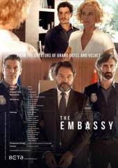 Poster de La embajada