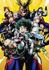 Poster de Boku no Hero Academia