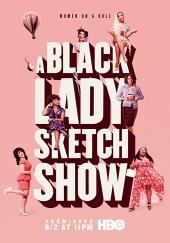 Poster de A Black Lady Sketch Show