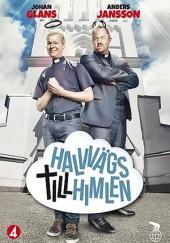 Poster de A mitad de camino del cielo