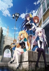 Poster de Absolute Duo