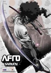 Poster de Afro Samurai (TV)