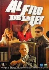 Poster de Al filo de la ley